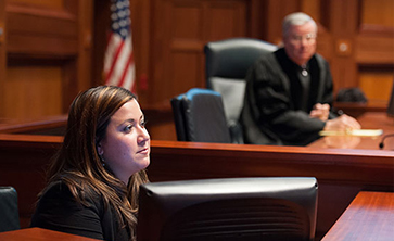 Moot Court, Mock Trial and  Advocacy Programs